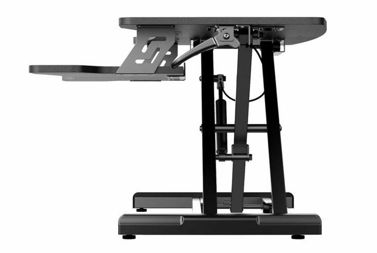 BlitzWolf desk attachment Side