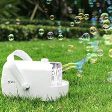 Bubble machine meadow