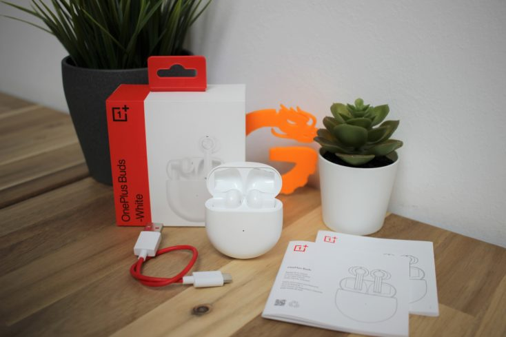 OnePlus Buds Scope of Delivery