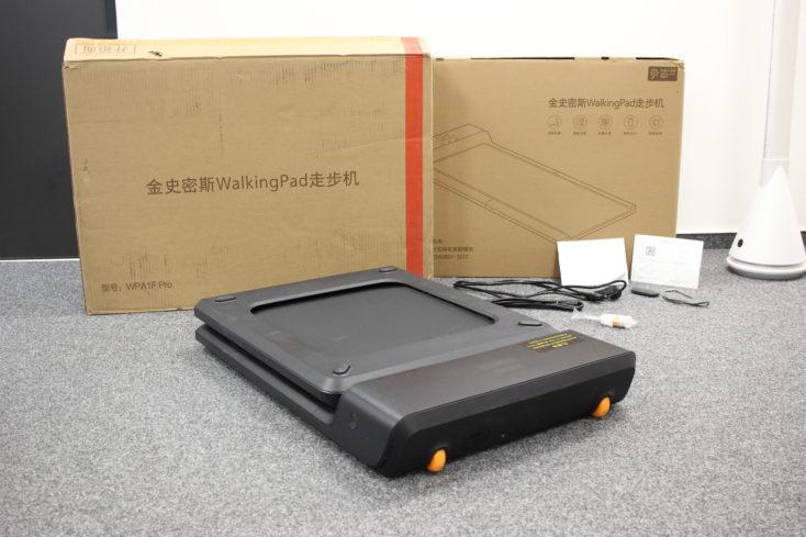 WalkingPad A1 Pro Package
