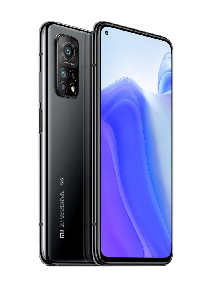Xiaomi Mi 10T Smartphone Design side
