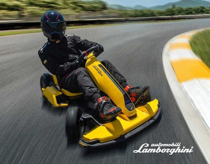 Xiaomi Ninebot Lamborghini Kart Drift