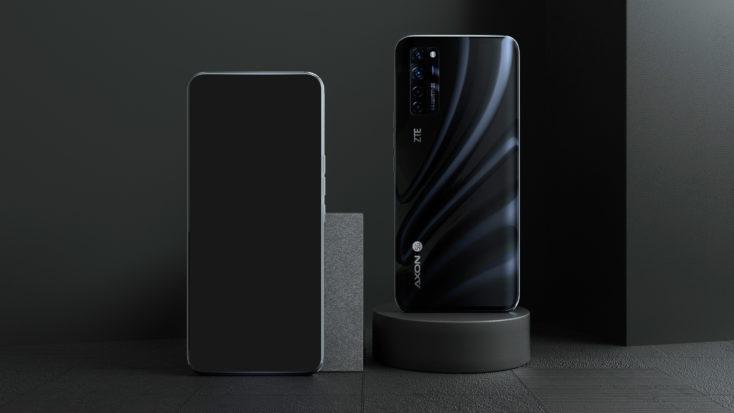 ZTE Axon 20 5G Design