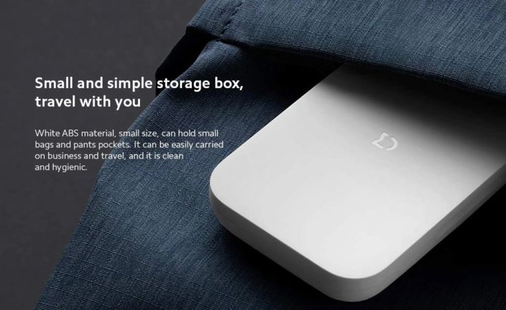 xiaomi nail set box from outside