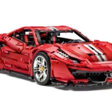 CaDA C61042W Master Series Ferrari