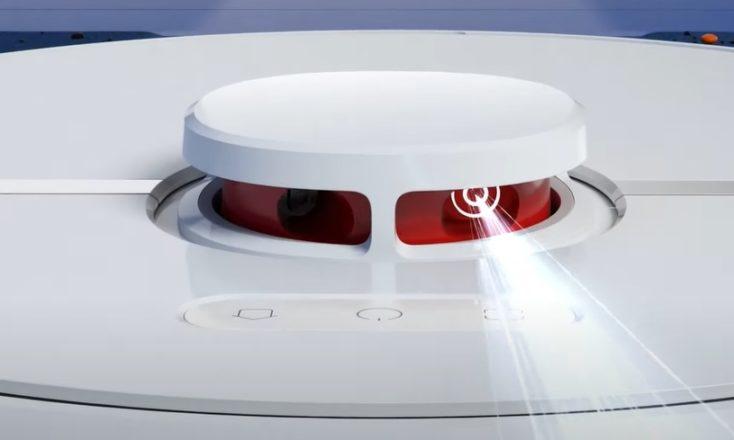Dreame D9 vacuum robot LDS laser distance sensor