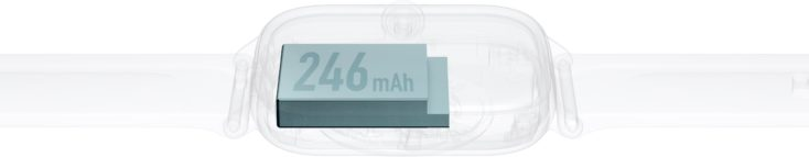 Huami Amazfit GTS 2 Battery
