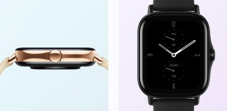 Huami Amazfit GTS 2 Smartwatch Design side
