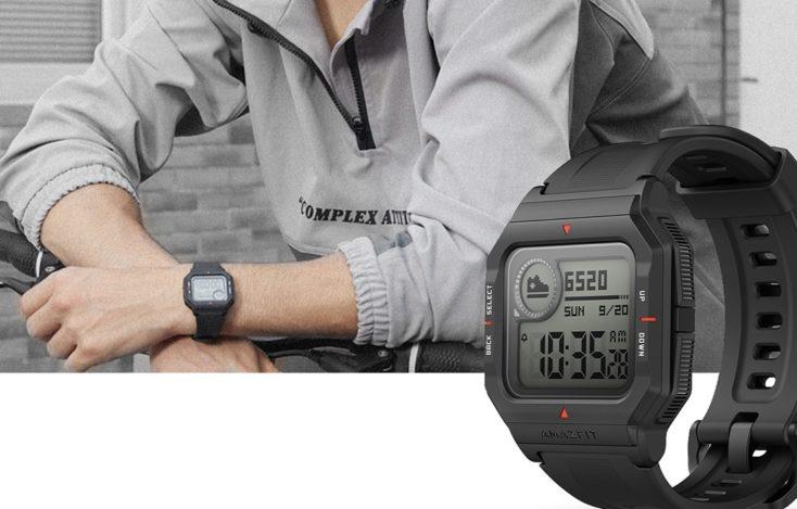 Huami Amazfit Neo Smartwatch Design