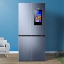 VIOMI Smart refrigerator with display
