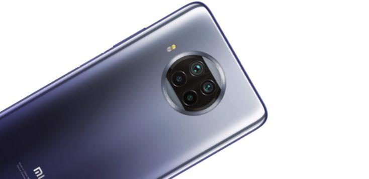 Xiaomi Mi 10T Lite Camera