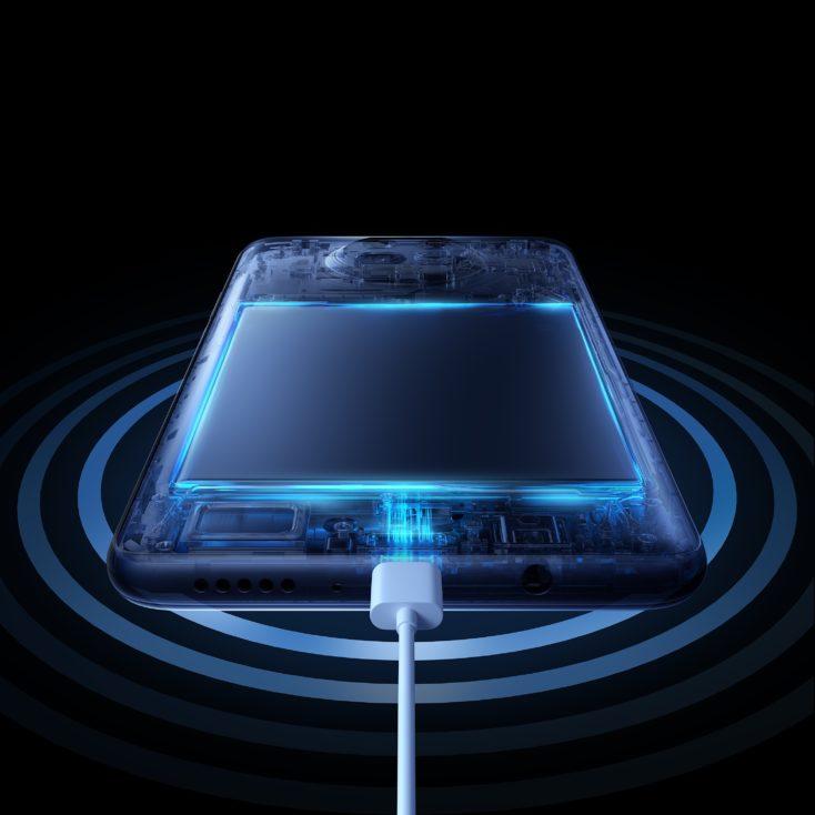 Xiaomi Mi 10T Lite Smartphone battery
