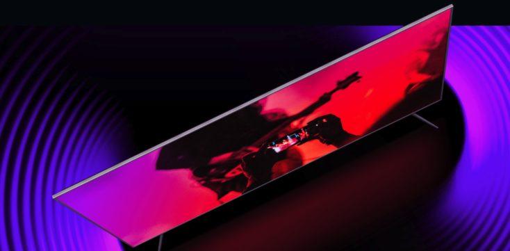 Xiaomi Mi TV 8222 LEak Picture Teaser