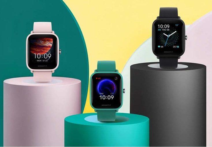 Amazfit Bip U Smartwatch Design