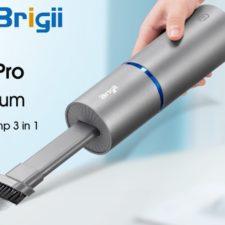Brigii Y120 Pro vacuum cleaner homework