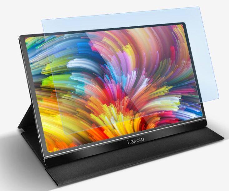 Lepow Portable Display
