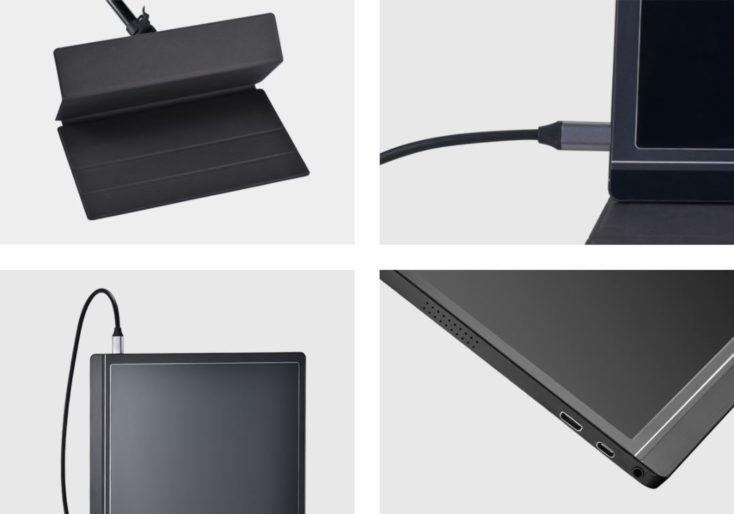 Lepow Portable Display Connectors