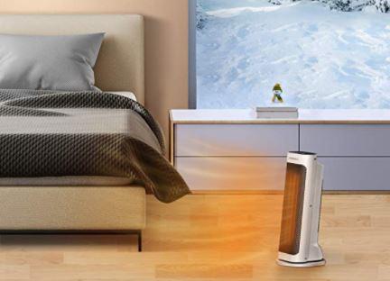 TaoTronics fan heater