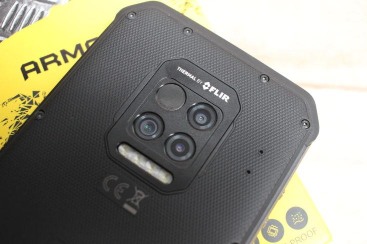 Ulefone Armor 9 outdoor smartphone camera