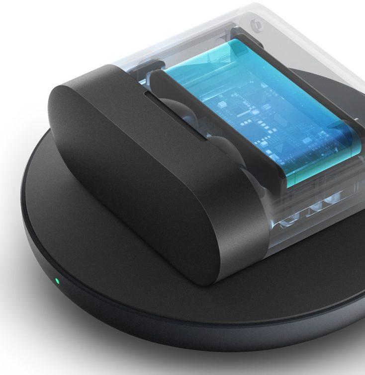 Xiaomi Air 2 Pro Headphones wireless charging