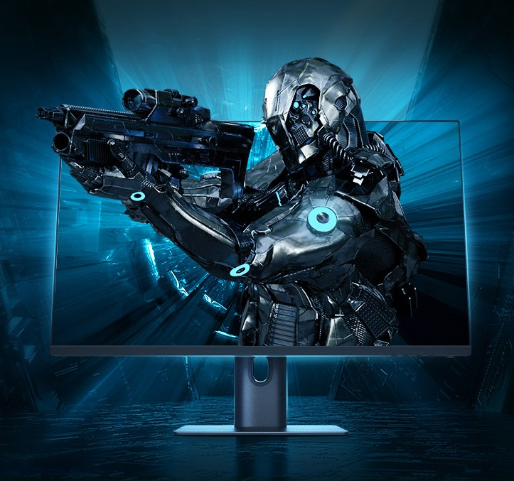 Xiaomi Fast LCD Gaming Monitor with CGI