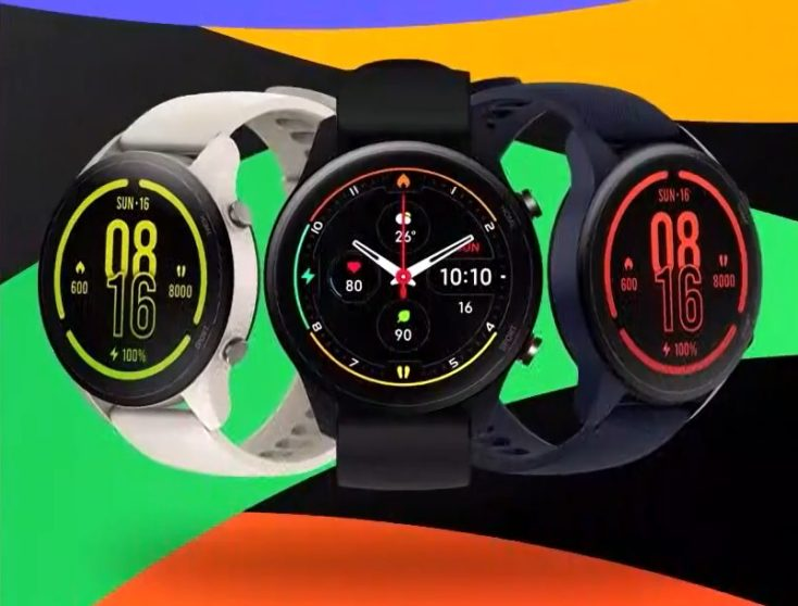 Xiaomi Mi Watch Smartwatch Design