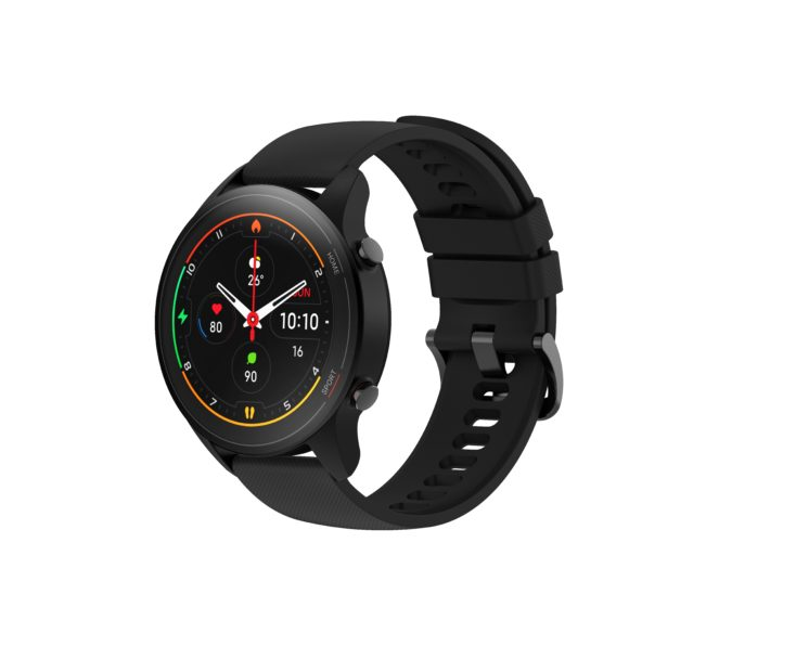 Xiaomi Mi Watch Smartwatch Design Black