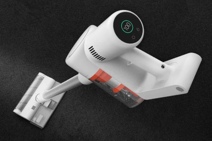Xiaomi Mijia K10 cordless vacuum cleaner design