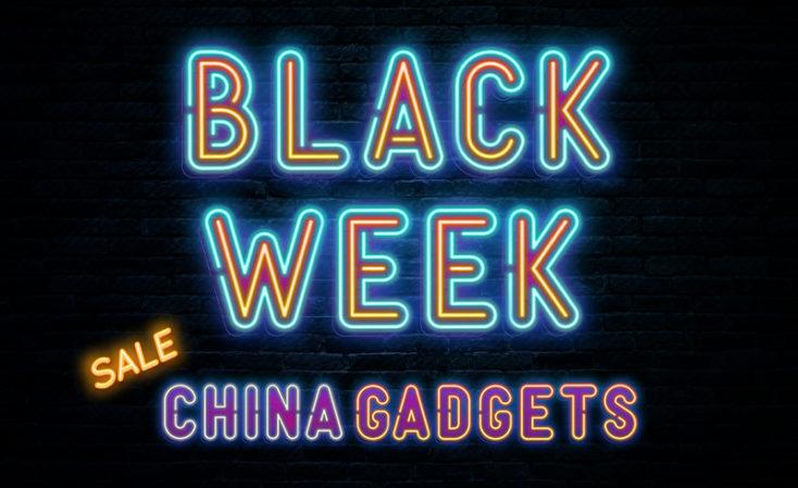 China Gadgets Black Week
