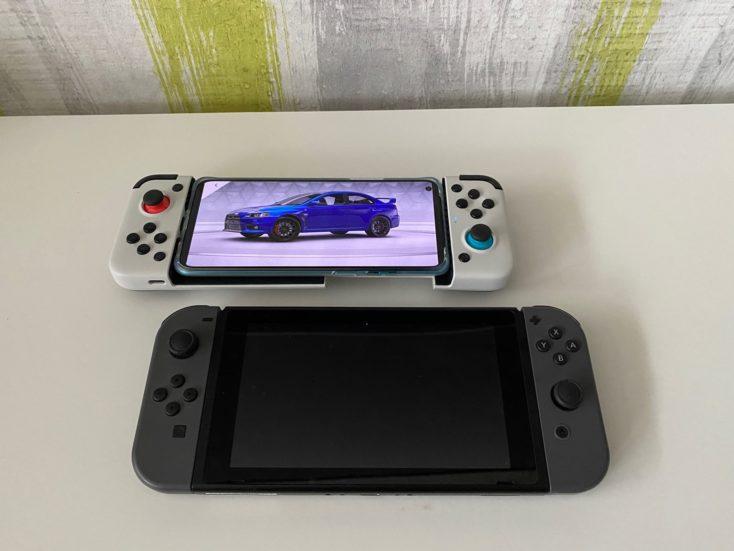 GameSir X2 comparison Switch