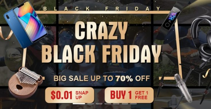 TomTop Black Friday