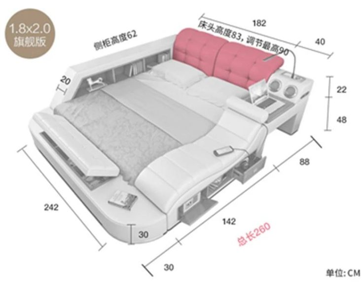 Ultimate Bed Dimensions