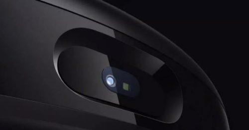 Xiaomi Mijia 1T vacuum robot camera navigation