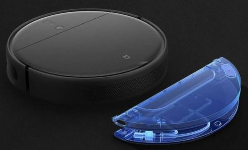 Xiaomi Mijia 1T vacuum robot wiping function water tank