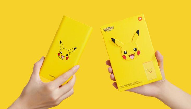 Xiaomi Pikachu Edition Powerbank 3