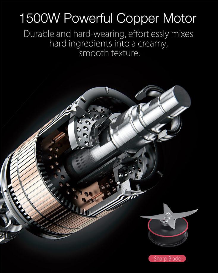 BlitzWolf BW CB2 motor