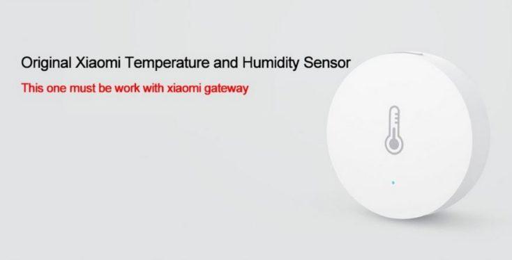 Xiaomi Mi Temperature and Humidity Sensor Global