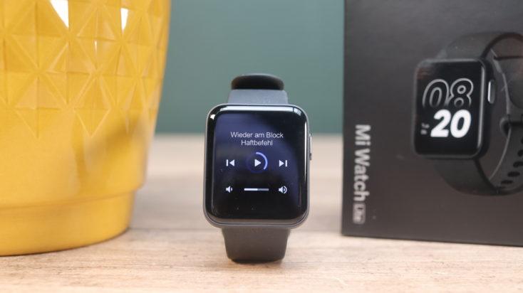 Xiaomi Mi Watch Lite Smartwatch Music Control