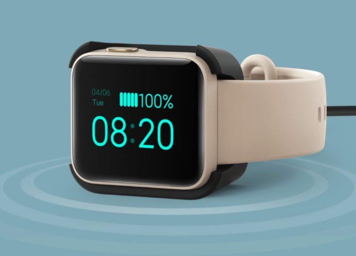 Xiaomi Mi Watch Lite smartwatch battery