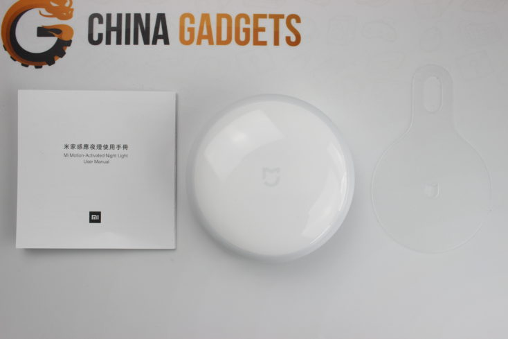 Xiaomi Mijia Night Light Scope of Delivery