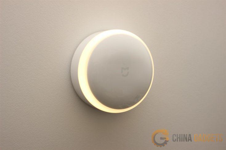 Xiaomi Mijia Night Light in Test