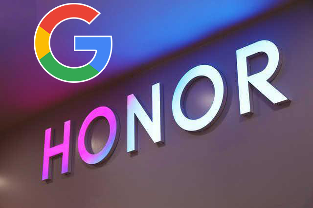 Honor Google