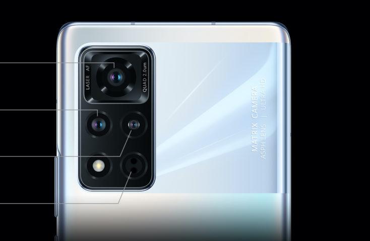 Honor V40 smartphone camera
