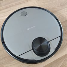 Proscenic M6 Pro Robot Vacuum Cleaner Design