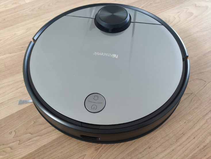 Proscenic M6 Pro Robot Vacuum Cleaner Navigation Mode of Operation