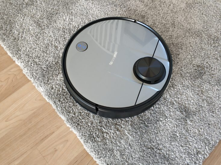 Proscenic M6 Pro Robot Vacuum Cleaner Performance on Carpet