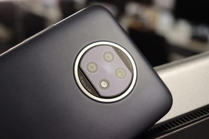 Redmi Note 9T camera