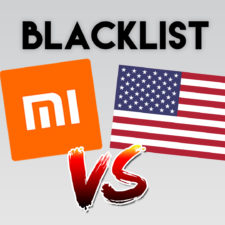Xiaomi Blacklist USA