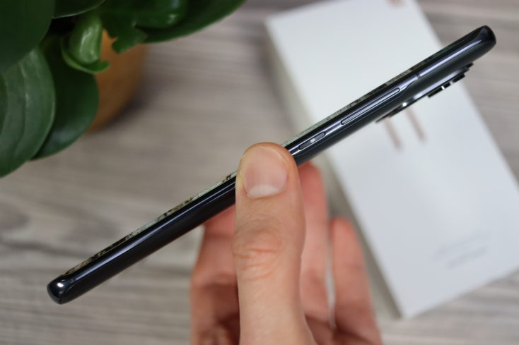 Xiaomi Mi 11 smartphone side by side