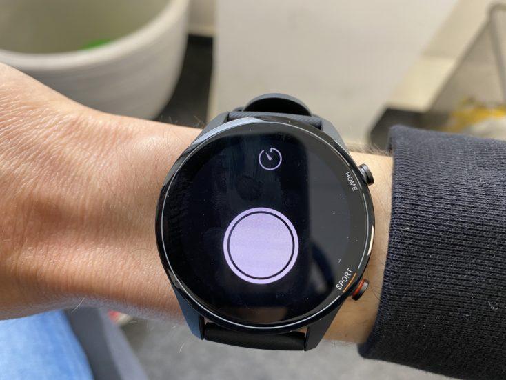 Xiaomi Mi Watch Smartwatch Remote Release